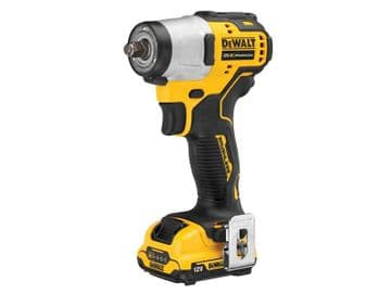 DCF902D2 XR Brushless Sub-Compact 3/8in Impact Wrench 12V 2 x 2.0Ah Li-ion